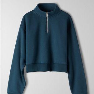 Tna half zip sweater!!
